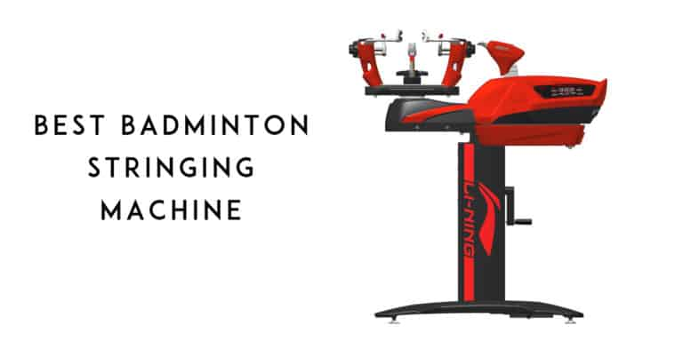 Best-badminton-stringing-machine